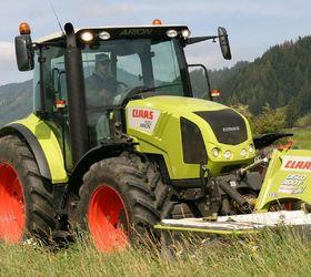 Vercauteren Marcel BVBA - Claas tractoren